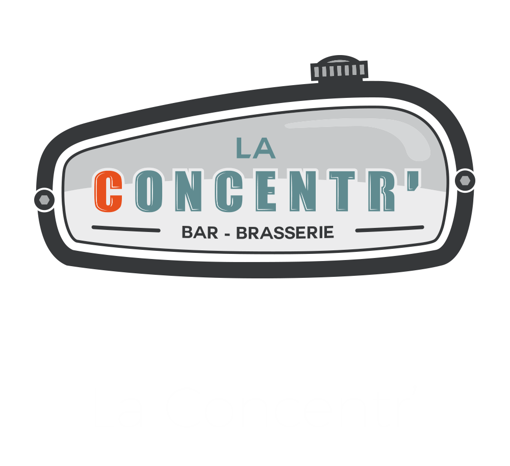 La Concentr' Logo