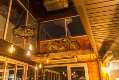 Moto restaurant la Concentr